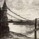 Hammersmith Bridge. 2016. Yang Yuxin