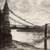 Hammersmith Bridge, 2016 Yang Yuxin